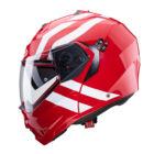 CABERG Duke II bukósisak, Superlegend piros/fehér
