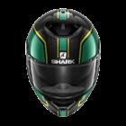 Shark Spartan Carbon Priona - 3418-DGQ