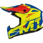 MT Falcon Weston - Kék / piros / neon sárga