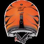 MT Le Mans SV Flaming - Fekete / narancssárga