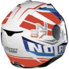 Nolan N87 Plein - metal white