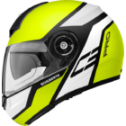 Schuberth C3 Pro Echo - sárga