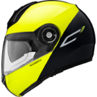 Schuberth C3 Pro Split - sárga