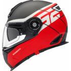 Schuberth S2 Sport Rush - piros