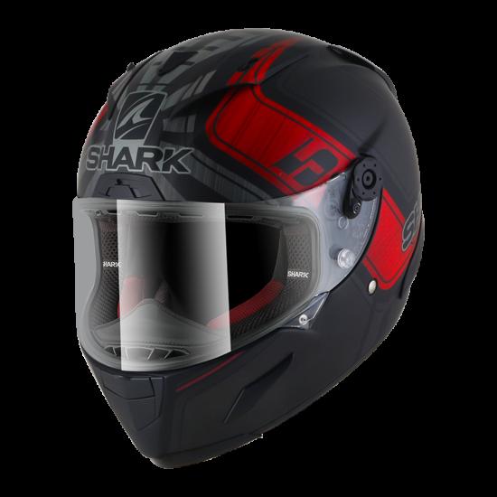 Shark Race-R Pro Replica Zarco Mat GP De France - 8634-KAR