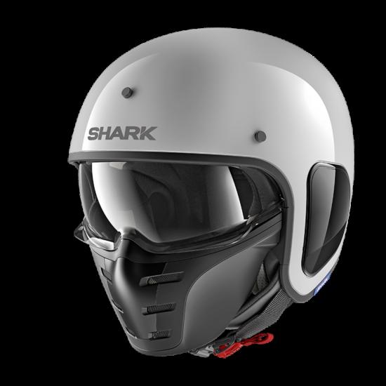 Shark S-Drak - Blank - 2750-WHU