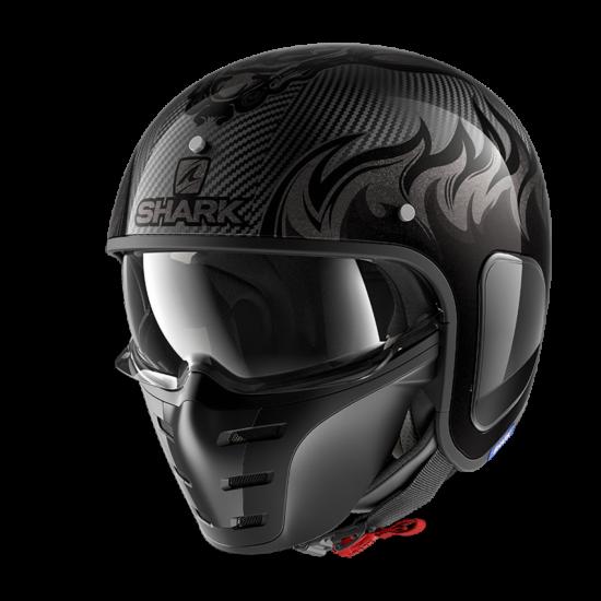 Shark S-Drak Carbon - Dagon - 2712-DAA