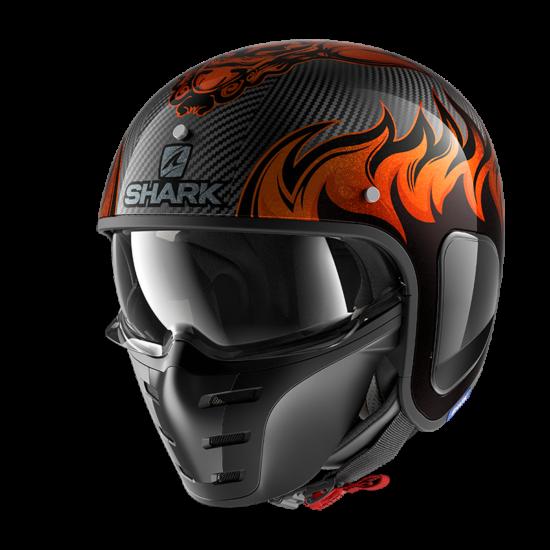 Shark S-Drak Carbon - Dagon - 2712-DOO