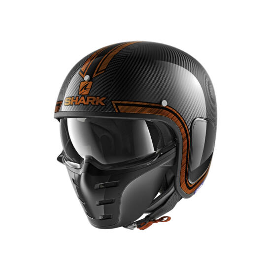 Shark S-Drak Carbon - Vinta - 2710-DUO