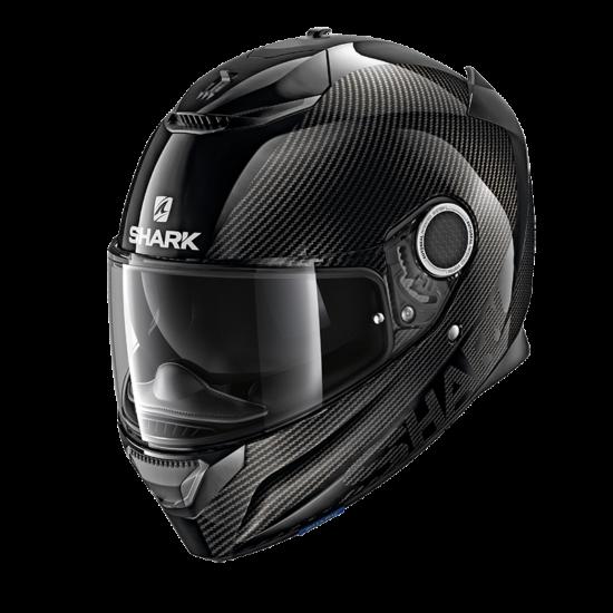Shark Spartan Carbon Carbon Skin - 3400-DKA