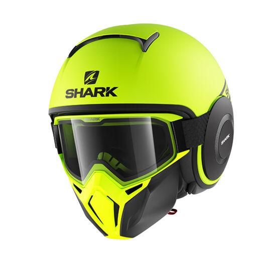 Shark Street-Drak - Street-Neon mat - 3300-YKK