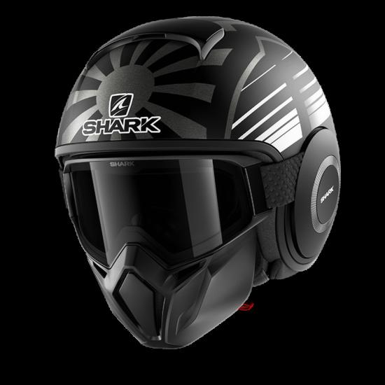 Shark Street-Drak - Replica Zarco Malaysian GP mat - 3316-KAA