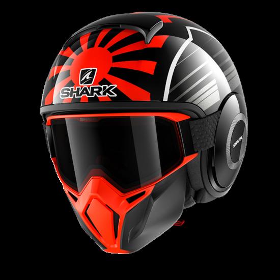 Shark Street-Drak - Replica Zarco Malaysian GP - 3315-KOA