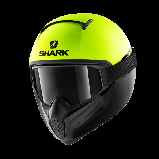 Shark Vancore 2 - Street-Neon mat - 3960-YKK