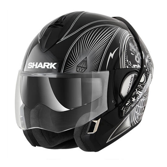 Shark Evoline Series 3 - Mezcal Chrome - 9348-KUK