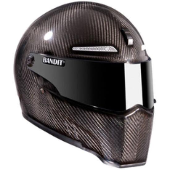 Bandit sisakok - Zárt sisakok - Bandit Alien II Carbon - Carbon