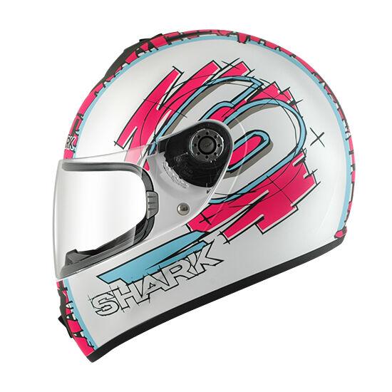 Shark bukósisak - S600 - Swag - WVB