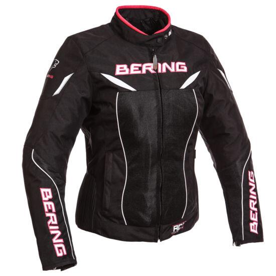Bering motoros ruházat - Női textil dzseki - Lady Kwerk - BTB136