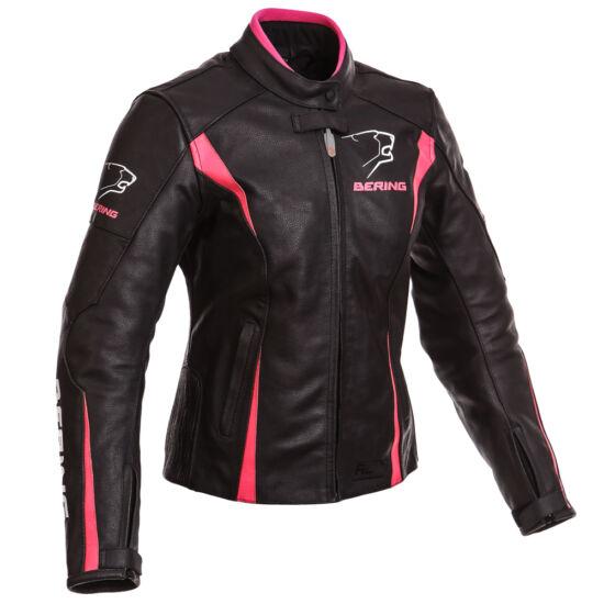 Bering motoros ruházat - Női bőrdzseki - Lady Gangsta - BCB046