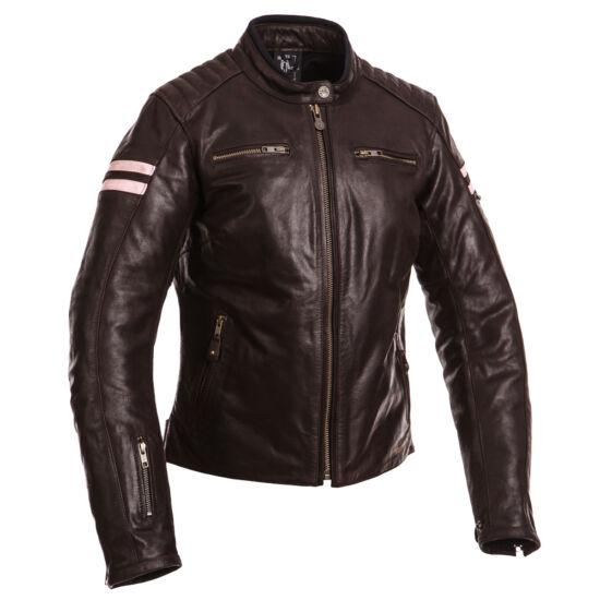 Segura motoros ruházat - Női bőrdzseki - Lady Retro - SCB936
