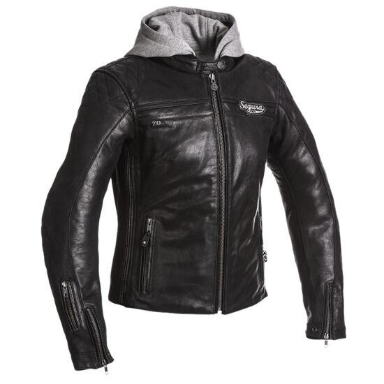 Segura motoros ruházat - Női bőrdzseki - Lady Style - SCB1070