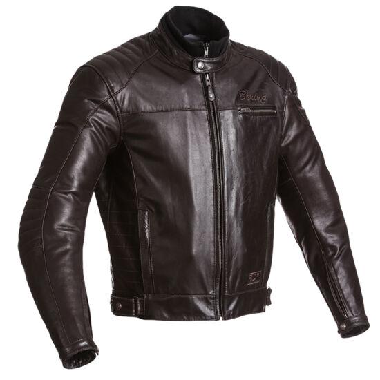 Bering motoros ruházat - Bőrdzseki - Bruce - BCB013