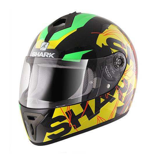 Shark bukósisak - S600 - Volt - KGY