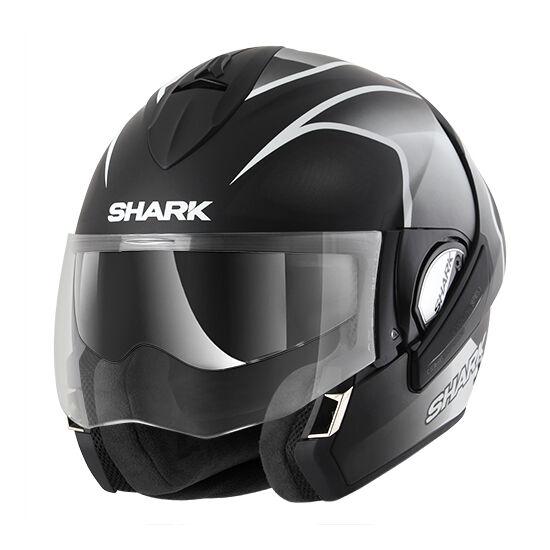 Shark bukósisak - Evoline Series 3 - StarQ Mat - KWK