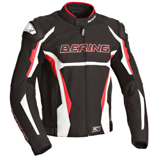 Bering motoros ruházat - Bőrdzseki - Kingston Evo-R - BCB131