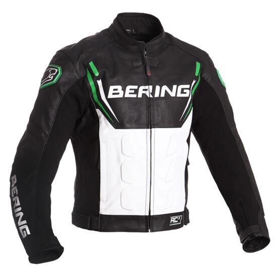 Bering motoros ruházat - Bőrdzseki - Sting-R - BCB099