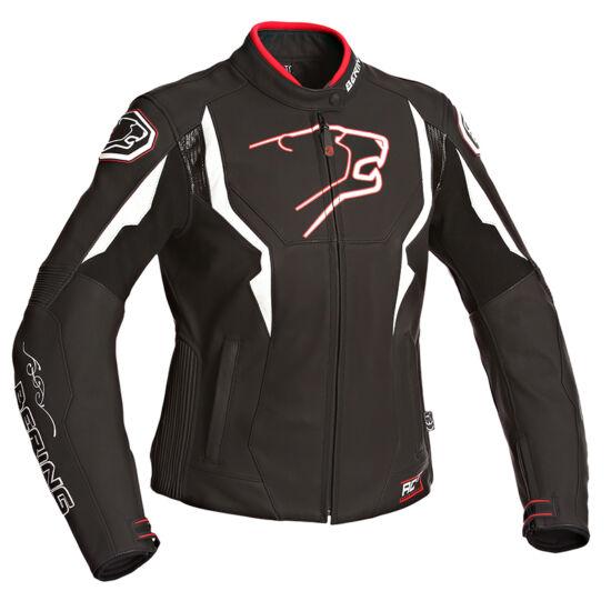 Bering motoros ruházat - Női bőrdzseki - Lady Agera-R - BCB129