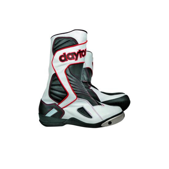 Daytona csizmák - Goretex-es csizmák - Evo Voltex GTX - fehér-fekete-piros