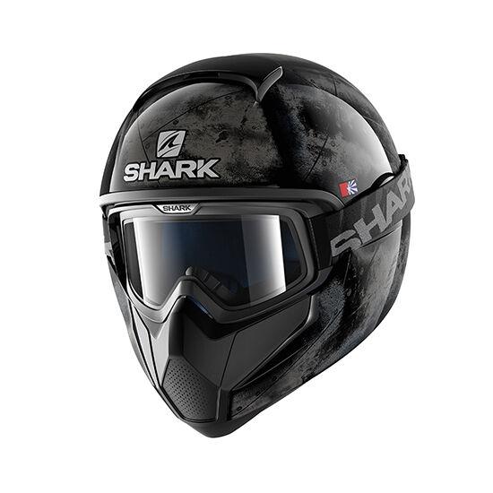 Shark bukósisak - VanCore - Flare - 3907-KSK
