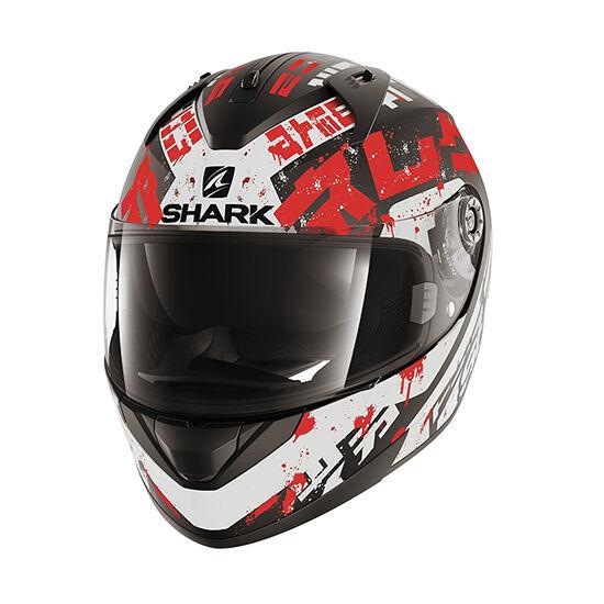 Shark bukósisak - Ridill - Kengal mat - 0513-KWR