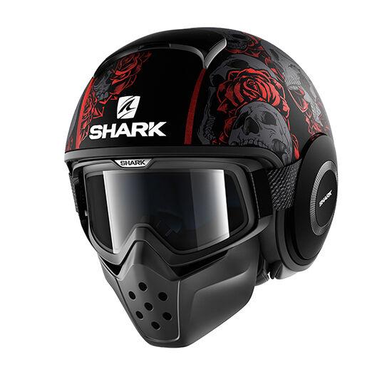 Shark bukósisak - Drak - Sanctus mat - 2903-KRA