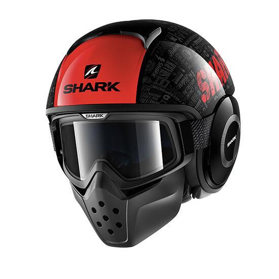 Shark bukósisak - Drak - Tribute RM - 2905-KRA