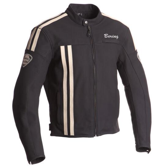 Bering motoros ruházat - Bőrdzseki - Flint - BCB153