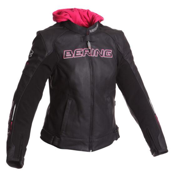 Bering motoros ruházat - Női bőrdzseki - Lady Switch - BCB236