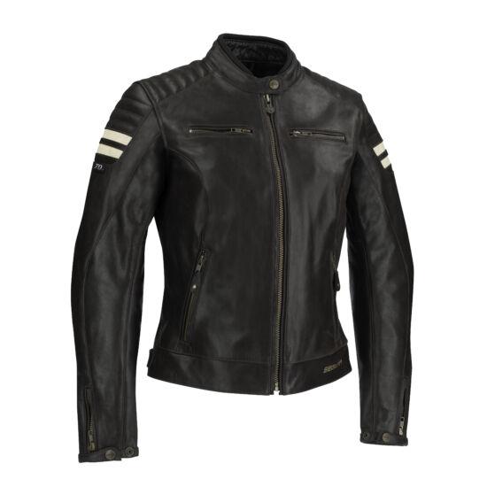 Segura motoros ruházat - Női bőrdzseki - Lady Stripe - SCB1273