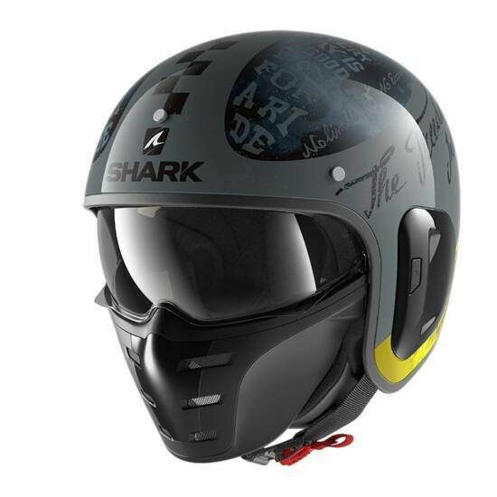 Shark S-Drak 2 - Tripp In - 2763-AAY