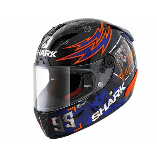 Shark Race-R Pro Replica Lorenzo Catalunya GP 2019 - 8641-KRB