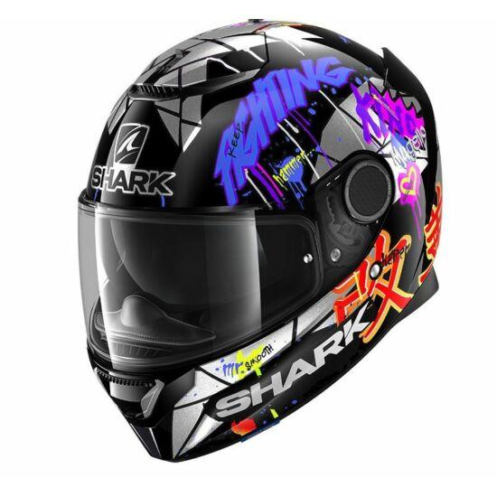 Shark Spartan Replica Lorenzo Catalunya GP- 3437-KRX