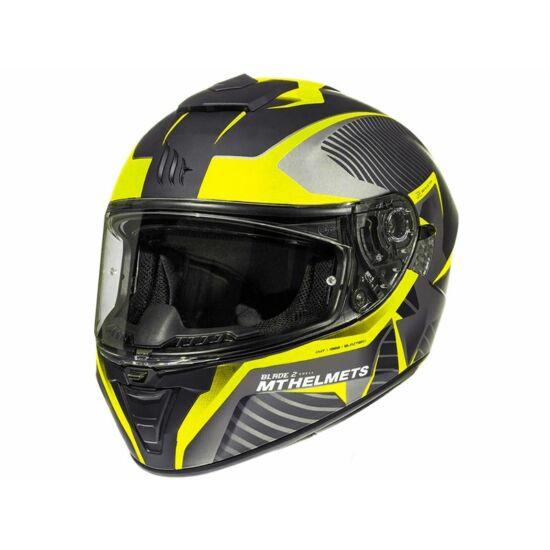 MT Blade 2 SV Blaster - Matt fekete / neon sárga