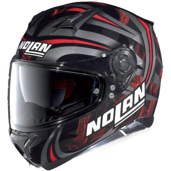 Nolan N87 Ledlight - glossy black