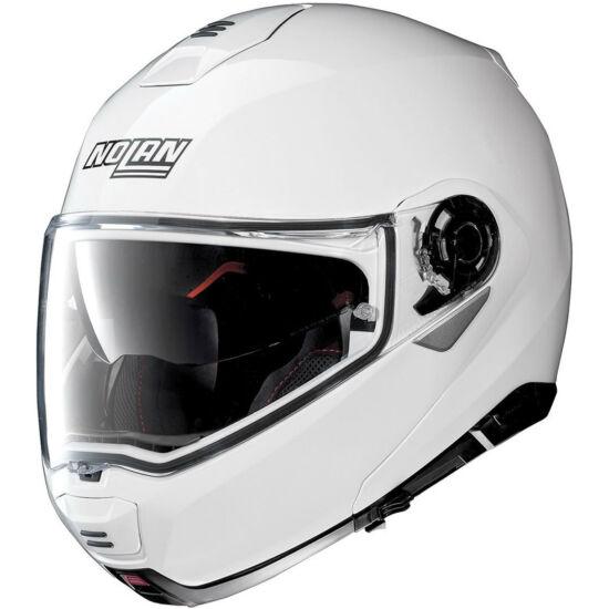 Nolan N100-5 Classic - metal white