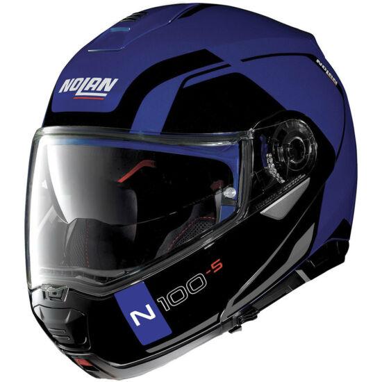 Nolan N100-5 Consistency - flat cayman blue