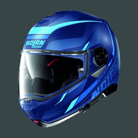 Nolan N100-5 LUMIERE - kék