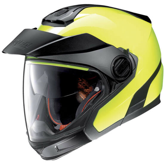 Nolan N40-5 GT Hi-Visibility - fluo yellow