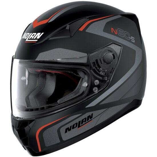 Nolan N60-5 Practice - flat black