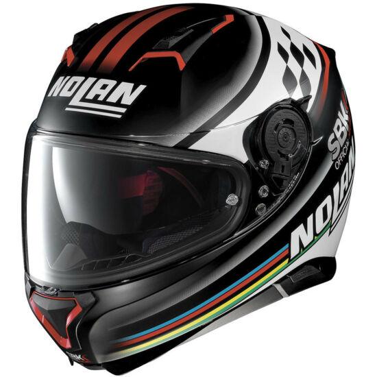 Nolan N87 SBK - flat black